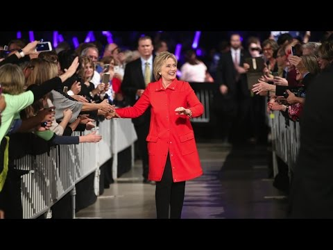 Clinton attends event on environment in N.H.