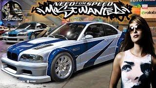 NFS Payback poursuite et custom moteur BMW de Most Wanted