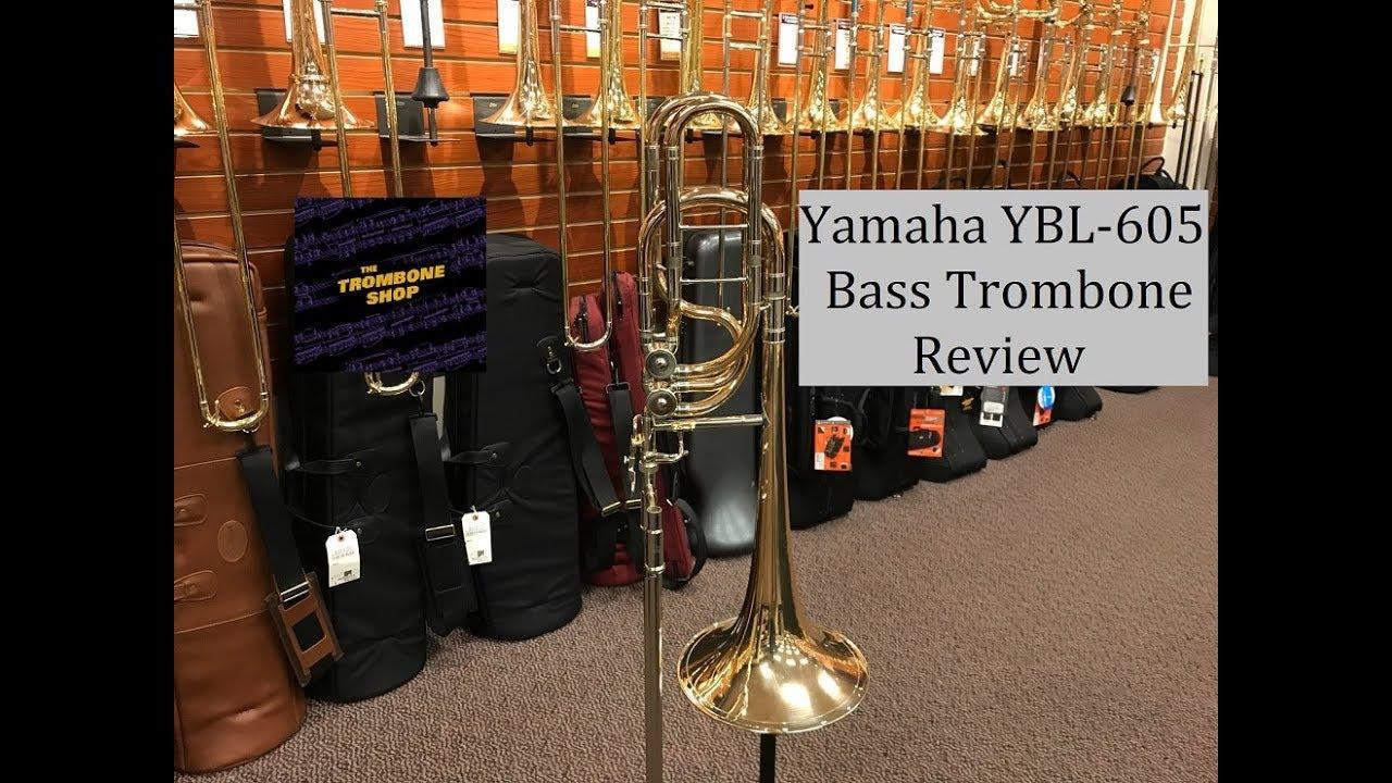 Yamaha YBL-605 Bass Trombone Review