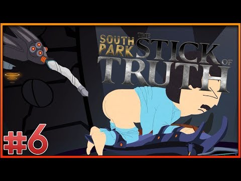 "South Park: The Stick Of Truth - ""Rädda Randy Marsh"" - #6 - (Svenska)"