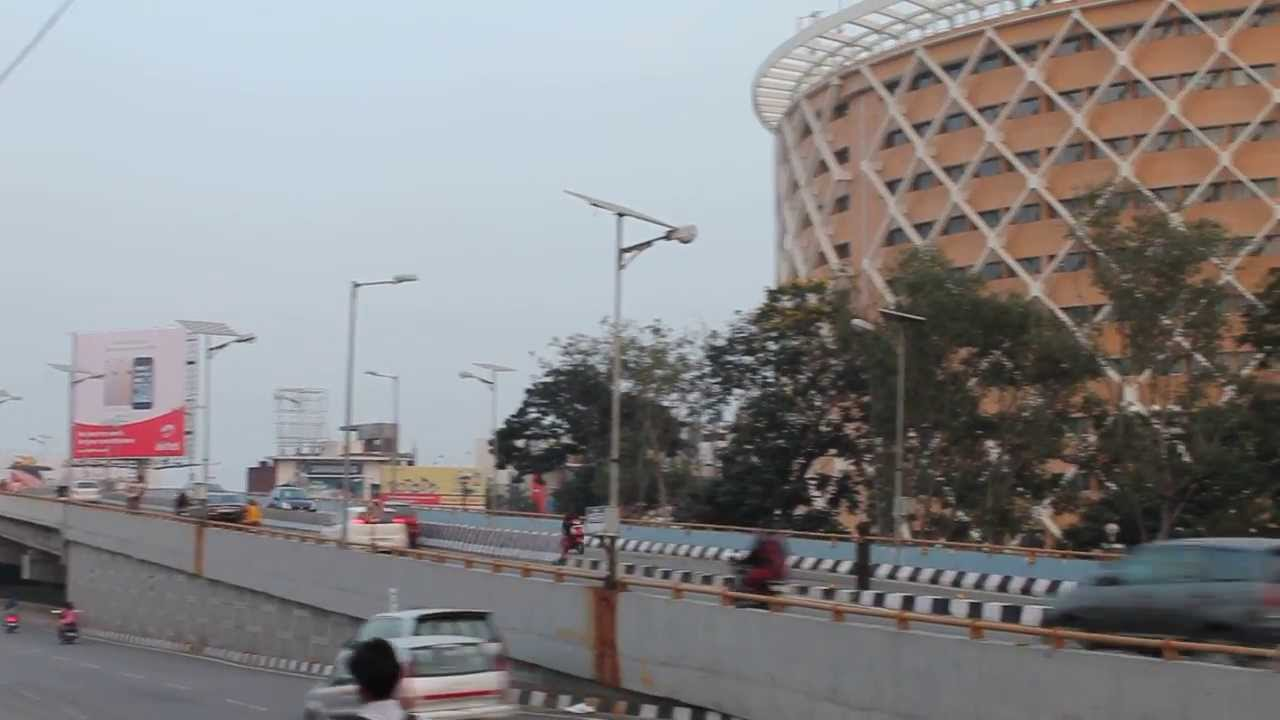 Cyber Towers,Hitech City Hyderabad - YouTube