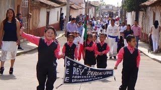 DESFILE DEL DIA DE LA INDEPENDENCIA DE MEXICO 2016 Erongaricuaro Michoacan 16 De Septiembre
