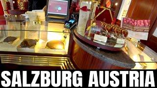 Original Sacher Torte - Salzburg Austria