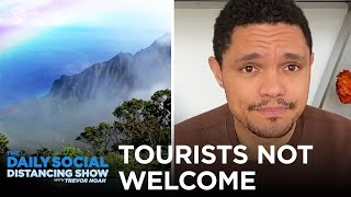 States Enforce Quarantines to Discourage Travel | The Daily Social Distancing Show