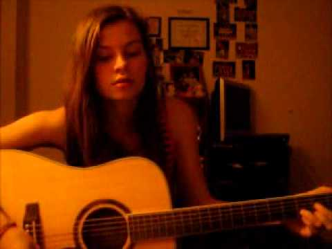 I can be your hero baby - cover by kaitlin