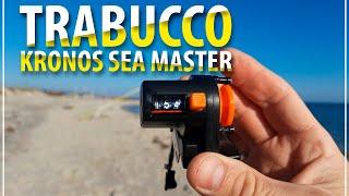 Удилище для ловли пеленгаса Trabucco KRONOS SEA MASTER MN 4 2м 200гр