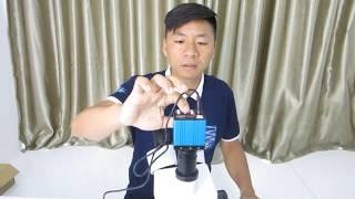 Microscopio Binoculares