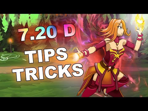 7.20d Dota 2 NEW Tips and Tricks! thumbnail