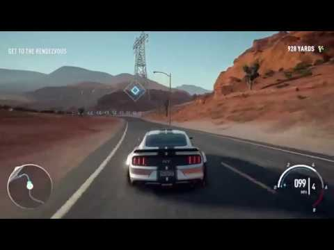 Need for Speed: Payback - 8 Minutes of NEW Gameplay Demo ...