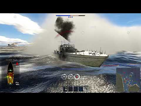 Imperial Japanese Navy - Realistic Naval Gameplay(War Thunder Naval Forces )