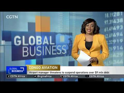 DR Congo airport manager threatens to suspend operations over $9 mln debt