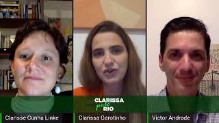 Live Clarissa Garotinho sobre mobilidade sustentável