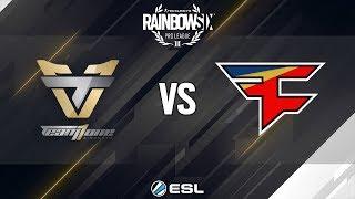 Rainbow Six Pro League - Season 8 - LATAM - Team oNe eSports vs. FaZe Clan - Week 12