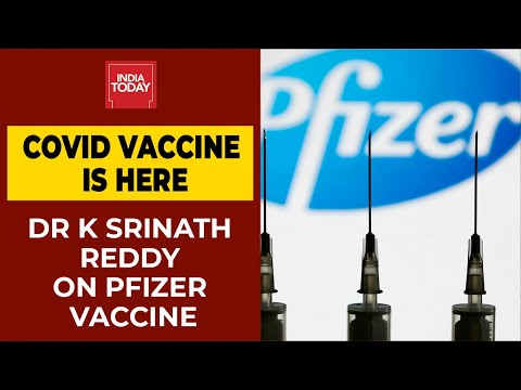 Pfizer Vaccine May Show Way To Other Vaccines Which May Be More Affordable, Says Dr K Srinath Reddy