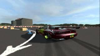 LFS Mazda Rx7 Rotor engine sound