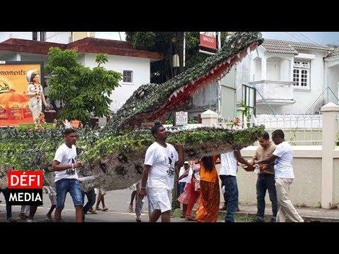 Maha Shivaratree : ce kanwar qui ne passe pas inaperçu