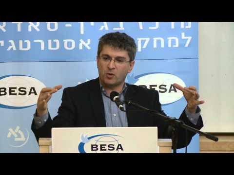 Dr. Jonathan Rynhold, BESA Center, American Attitudes in the East Mediterranean