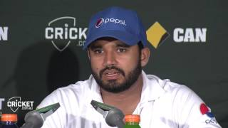 Thank God Amir recovered quickly: Azhar