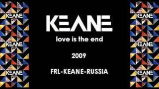 Watch Keane Love Is The End video