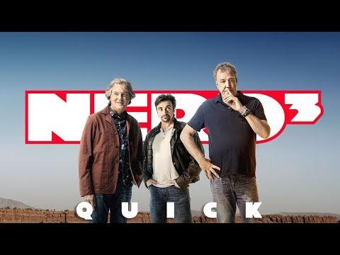 The Grand Tour Game - Nerd³ Quick