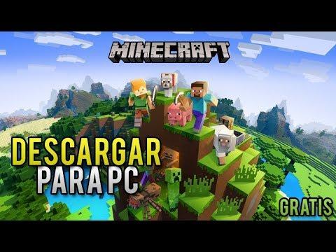 Descargar Minecraft para PC FULL en Español Gratis   Última Versión 1.13.2   Actualizable 2019