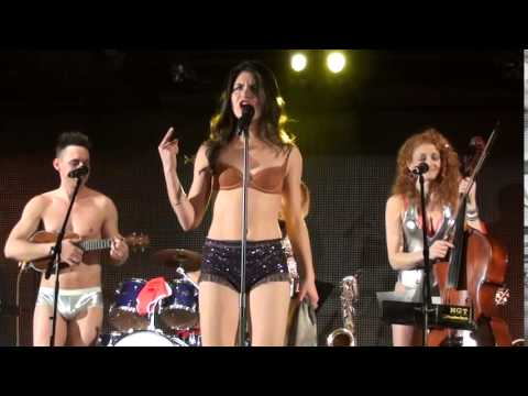 The Skivvies and Phillipa Soo - Back That Ego Up