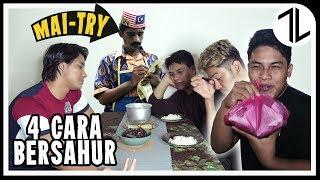 Gambar cover MAI TRY | 4 Cara Untuk Sahur (Barai af)