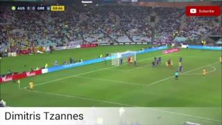Αυστραλία - Ελλάδα 1 - 0 || 4-6-16 || Goal