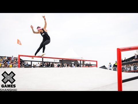Skateboard Highlights   X Games Shanghai