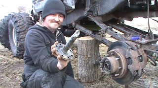 2011 MN Trail Riders Jeep 4x4 Club: Apple Valley Farms Winter