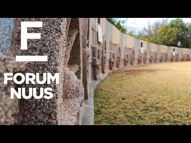 Forum Nuus: Jongmense bou op hul erfenis