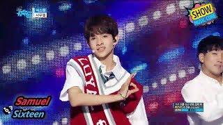 [HOT] Samuel - Sixteen, 사무엘 - 식스틴 Show Music core 20170902