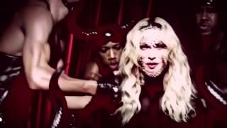 Madonna - Living For Love (Shahaf Moran Extended V-Remix By Roger Mendez)
