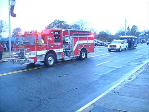December 4, 2016 Greer Christmas Parade - YouTube