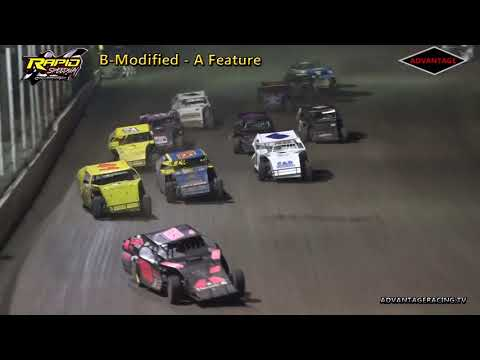 B-Modified Feature - Rapid Speedway - 9/15/18