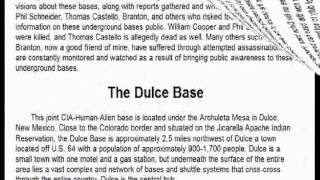 Prisoners of the Dulce Base by Sherry Shriner