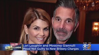 Lori Loughlin, Husband To Plead Not Guilty To New Bribery Charges