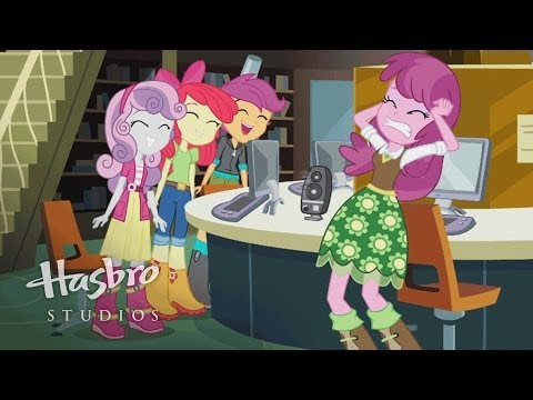 MLP: Equestria Girls - Canterlot High Video Yearbook #8