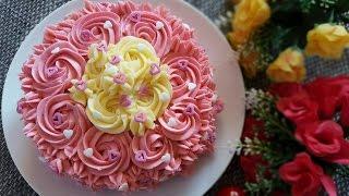 Birthday Cake / Decoration cake || জন্মদিনের কেক