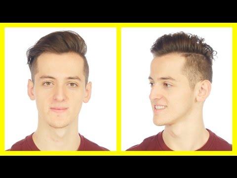 Undercut Haircut TheSalonGuy YouTube - Dybala hairstyle 2016