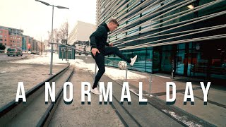 A Normal day at the 4Freestyle Office // Tobias Becs