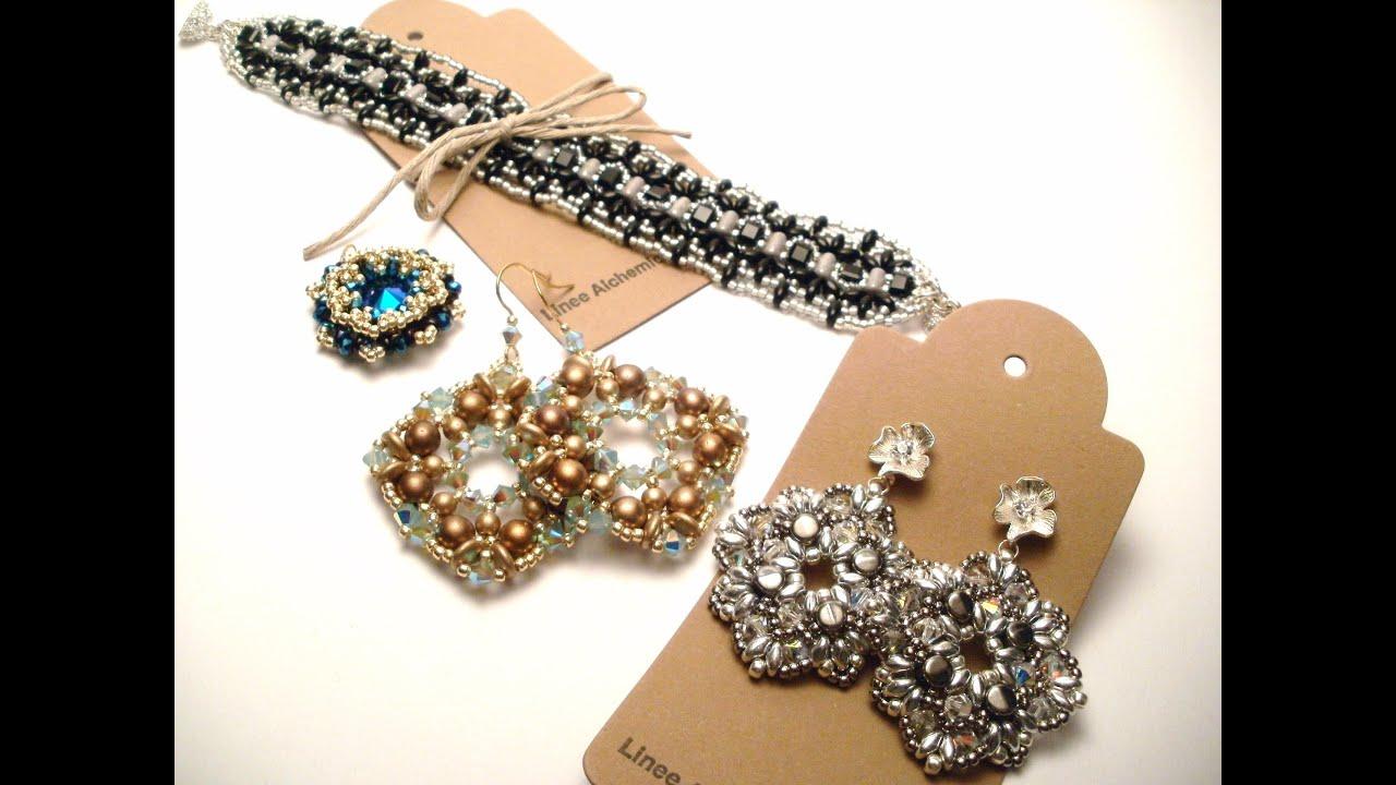 I miei nuovi bijoux di ottobre bigiotteria fai da te - Portaombrelli fai da te ...