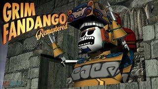 Grim Fandango Part 12   Point And Click Game Let