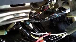 Honda Accord Remote Start installation.  Avital 4103, DEI XK05 How-to DIY