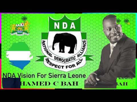 NDA Vision For Sierra Leone