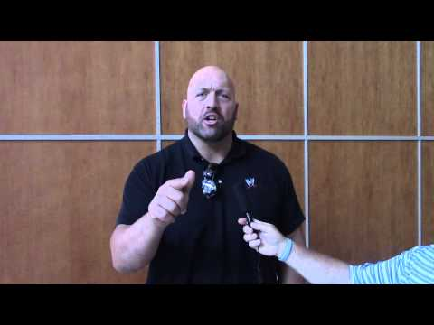 Big Show Invites Fans to WWE RAW at Bankers Life Fieldhouse