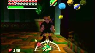 Let's Play The Legend of Zelda: Majora's Mask - Extra #2. Secrets Galore