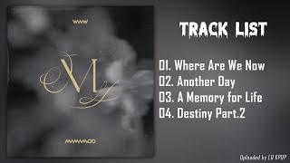 [Full Album] MAMAMOO (마마무) - WAW