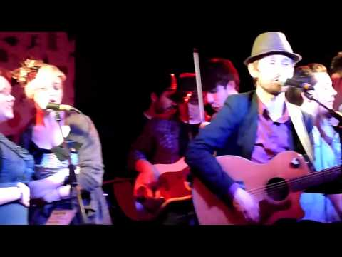 Neil Hannon and friends - Songs of Love (14/12/2012 at The Workman's Club, Dublin)