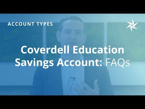 coverdell-education-savings-account-faqs
